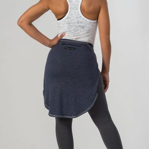 SOLID HEATHER BLUE (TALL)