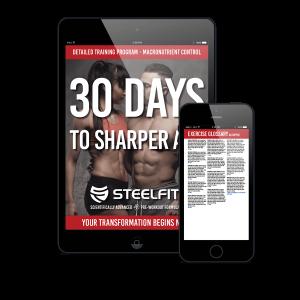 30 DAYS TO SHARPER ABS EBOOK