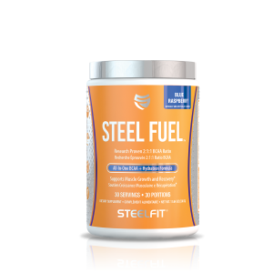STEEL FUEL ALL-IN-ONE BCAA