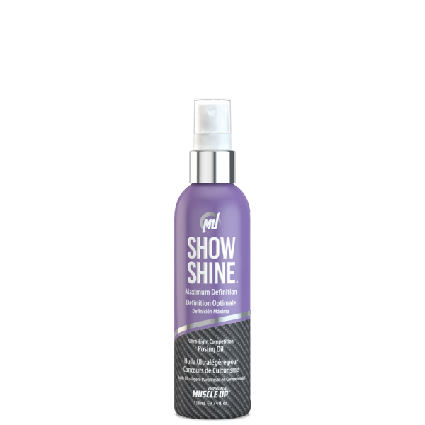Show Shine® - Maximum Definition Ultra-Light Posing Oil